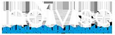logotipo indiviso construcciones